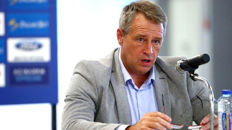 Ивков: Подавам оставка до 2,5 години, ако Левски фалира - оставам